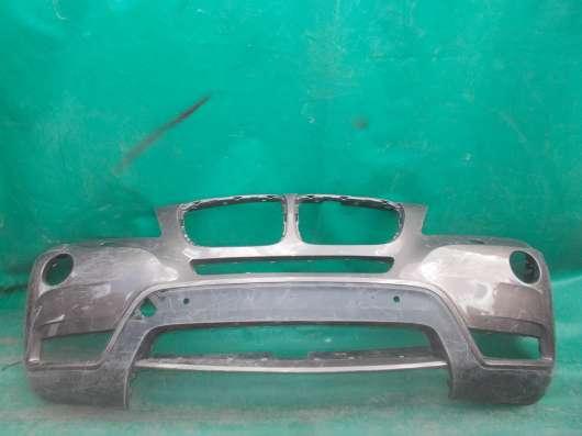 Бампер БМВ f25 оригинал