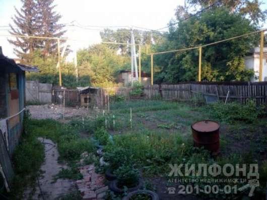 часть дома, Новосибирск, Панфиловцев 2-й пер, 49 кв.м.