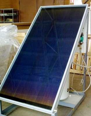 Солнечный плоский коллектор 2 кв. м. ЯSolar