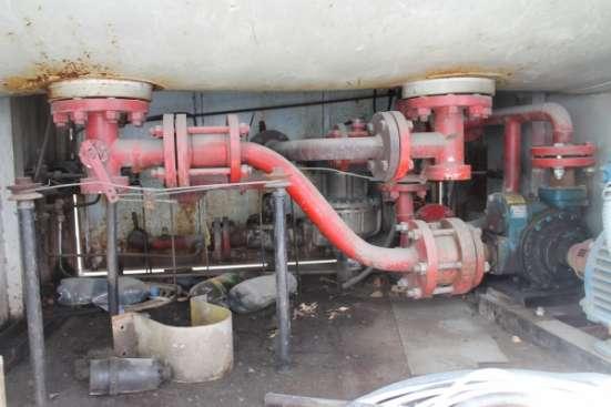 бу полуприцеп цистерну для перевозки СУГ ППЦТ-36 GT7 (Кузполимермаш) с насосом и счетчиком