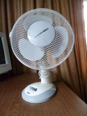Вентилятор настольный в Пензе Фото 1