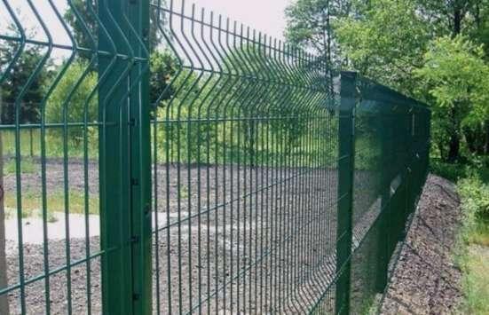 3D Забор, 3Д сварная панель 1730x2500x3мм