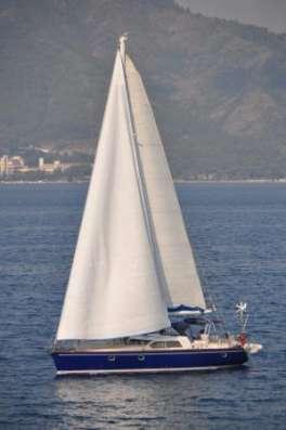Продается круизная парусно-моторная яхта в г. Николаев Фото 1