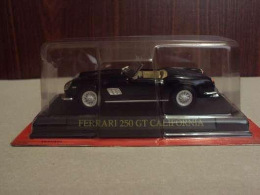 Автомобиль FERRARI 250 GT CALIFORNIA