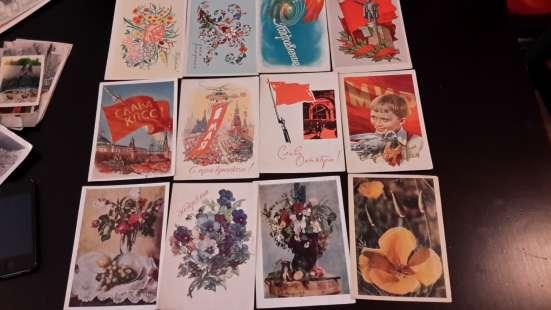 Продам коллекцию открыток с 40-х по 85-х годов в Екатеринбурге Фото 5
