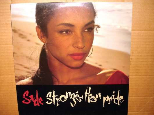Sade ‎- Stronger Than Pride