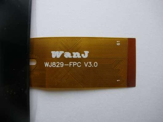 Тачскрин WJ829-FPC V3.0
