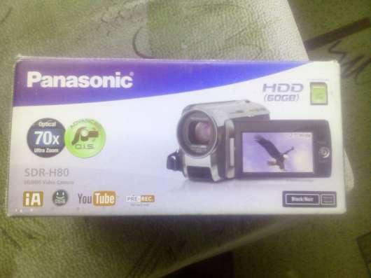 Видеокамера, в отличном состоянии
