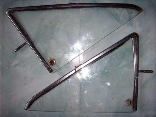 Форточка правая ВАЗ 2101-2106 (стекло поворотное)