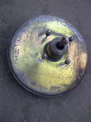 Fiat Dukato  усилитель тормозов вакуумный