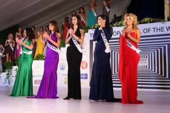 Организация конкурса красоты