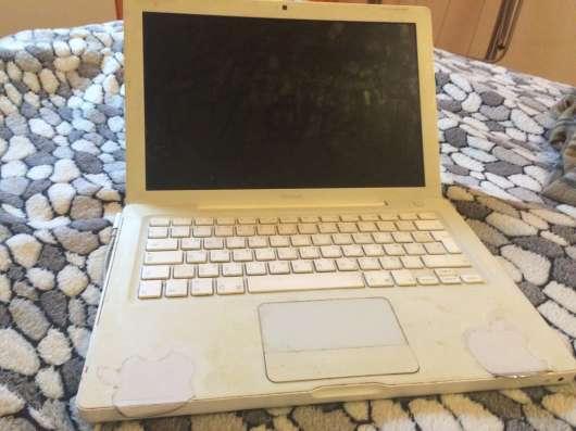 MacBook wite в Москве Фото 2
