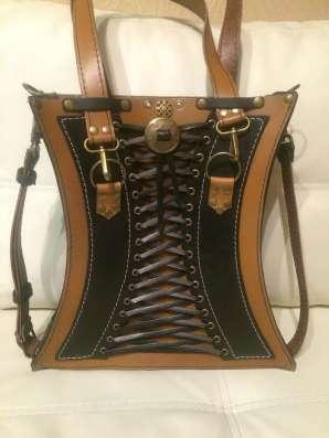 Кожаные сумки (подсумки)