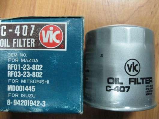 Фильтр масляный C-407