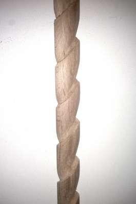 Косичка из дерева