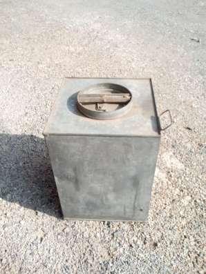 Бак на 100 литров в Кемерове Фото 1