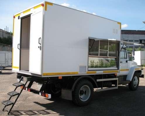 Предлагаем услуги по переоборудованию любых грузовых автомоб в Москве Фото 2