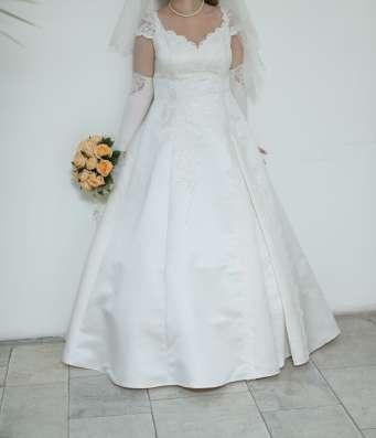 Свадебное платье в Санкт-Петербурге Фото 2