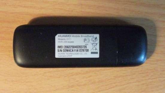 Универсальный Huawei E171 (черный) 3G модем в Москве Фото 2