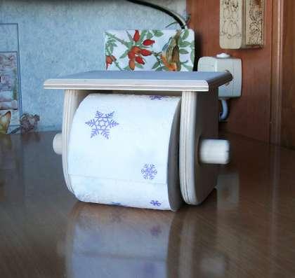 Заготовка, держатель для туалетной бумаги ДТБ Грибок