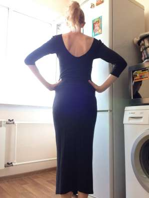 Продам чёрное платье)