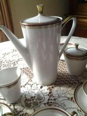 Элегантный кофейный сервиз от Johann Seltmann, 1949-1955 гг.