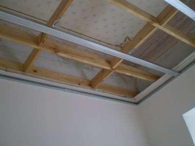 Установка подвесного потолка в Сочи Фото 1