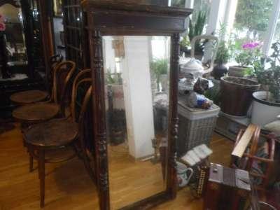 Старинное зеркало в Москве Фото 3