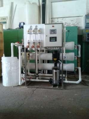 Установка водоподготовки Сокол-Ф(С)-3  Сокол