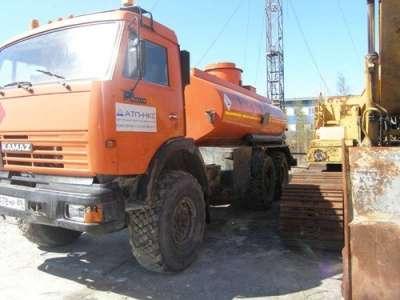 грузовой автомобиль КАМАЗ 66062-10