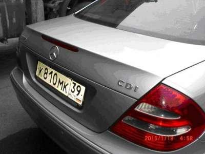 автомобиль Mercedes E-270, цена 400 000 руб.,в Калининграде Фото 1