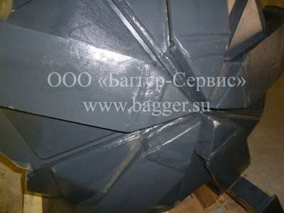 Грейфер для металлолома 500 литров Gusella SCE505
