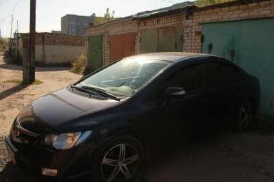 подержанный автомобиль Honda Civic