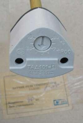 Датчик-реле температуры ТАД 101-1 ТАД 101-1