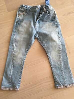 Reserved джинсы на девочку