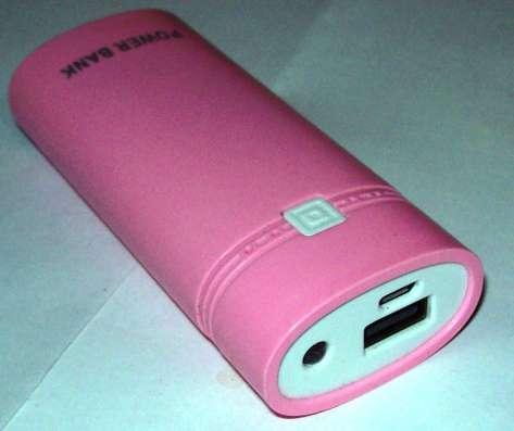 Power bank 5600мА