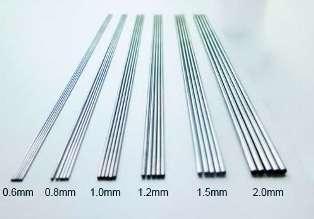 Гравировальные спицы для работ по камню  диамерт 1.5мм, длинна 160мм