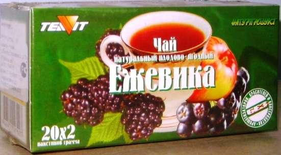 """Чай """"Ежевичный"""""""