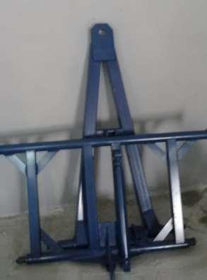 Прицепное устройство для дисковых борон АГ, АГД