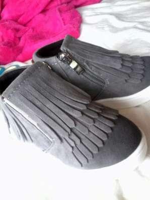 Стильные ботиночки унисекс в Волгограде Фото 1