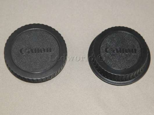 Комплект байонетных крышек для Canon EOS