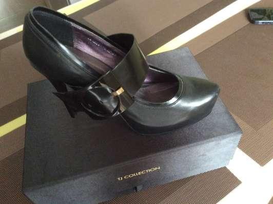 Туфли женские черные