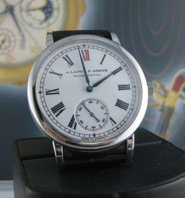 Оригинальные часы A. Lange & Sohne