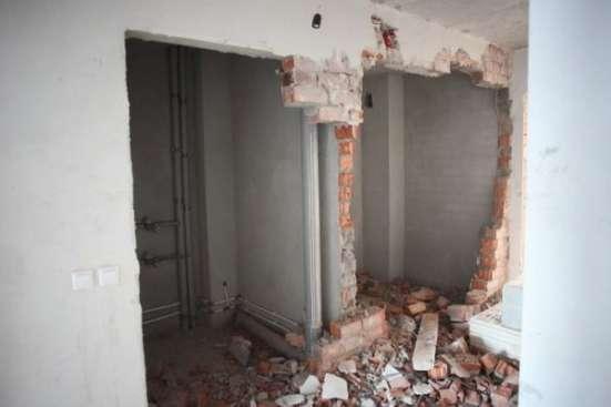 Демонтаные работы в Тюмени Фото 2