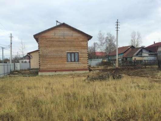 Продается 2-х этажный дом с участком 10 соток в д. Ямская (черта города Можайск)95 км от МКАД по Минскому шоссе.