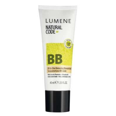 Балансирующий BB крем Lumene Natural Code SPF 25 All-in-One