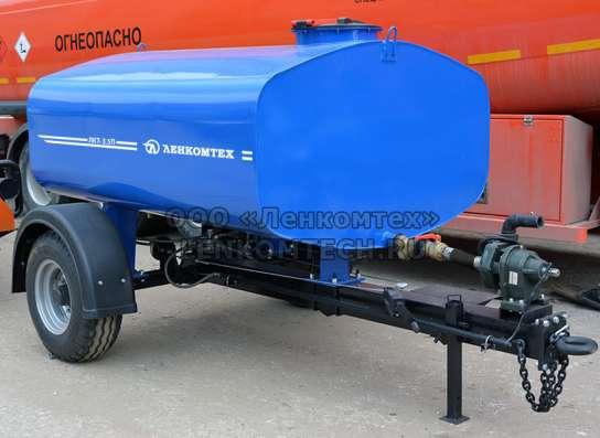 Тракторный полуприцеп поливомоечный ЛКТ-3, 5П (ОПМ-3, 5)