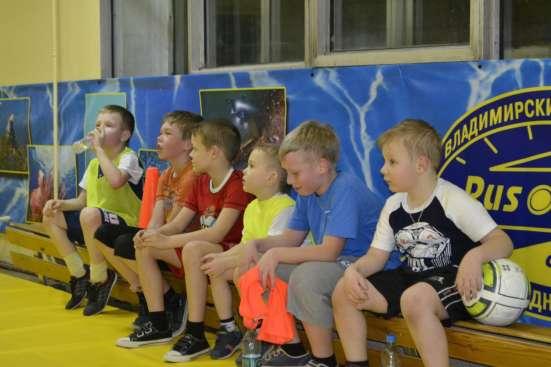 Тренировки по футболу для мальчиков и девочек от 4-лет в Муроме Фото 1