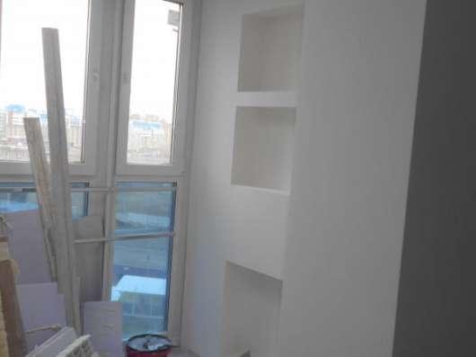 Утепление лоджии под жилое ( система встроенного балкона ) в Красноярске Фото 1