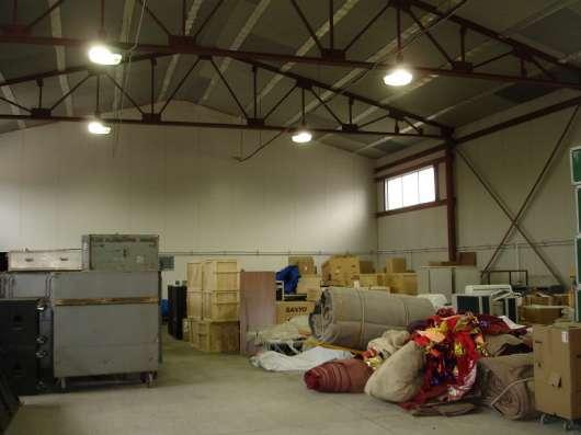 Аренда складского тёплого помещения во Всеволожске